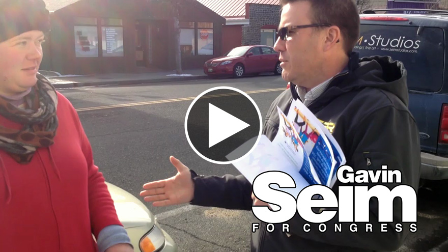 Got a Permit for that Free Speech? Congressional Candidate Educates City on Constitution