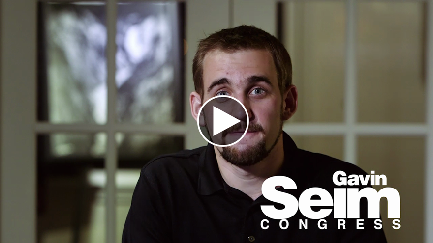 Video: Congressional Candidate Takes On 2nd Amendment