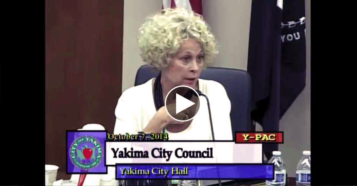 The City Lords of Yakima want You to SHUT UP! [video]