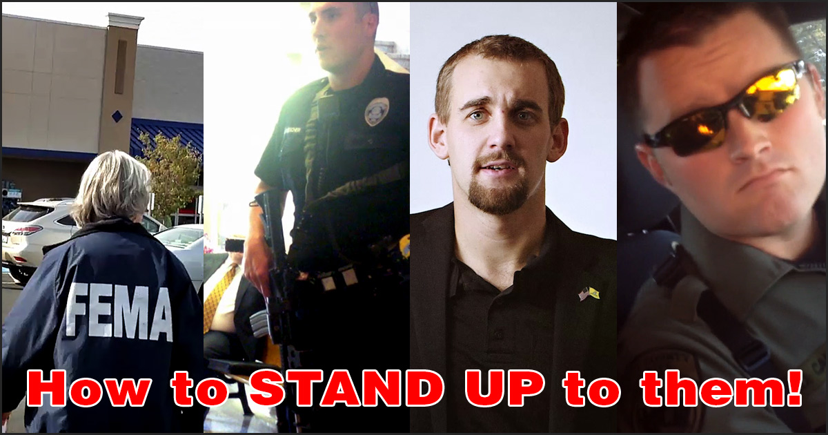 How Anyone Can Know the Law & STAND UP!