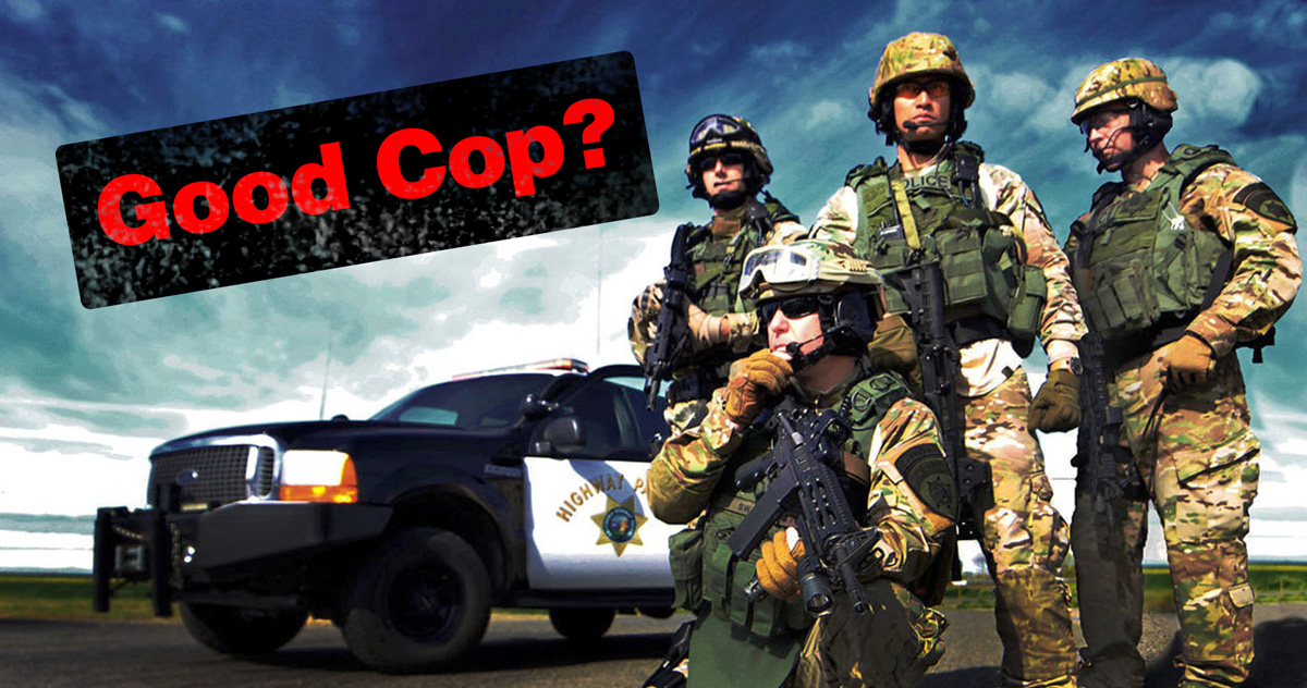 Are Most Cops Really Good Cops?